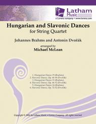 Hungarian and Slavonic Dances