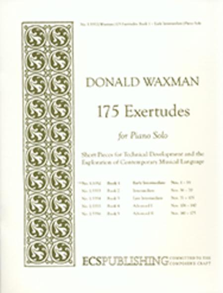 175 Exertudes, Book 1: Early Intermediate