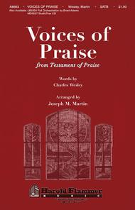 Voices of Praise (from Testament of Praise)