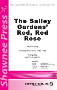 The Salley Gardens' Red, Red Rose