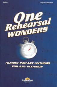 One Rehearsal Wonders - Volume 1
