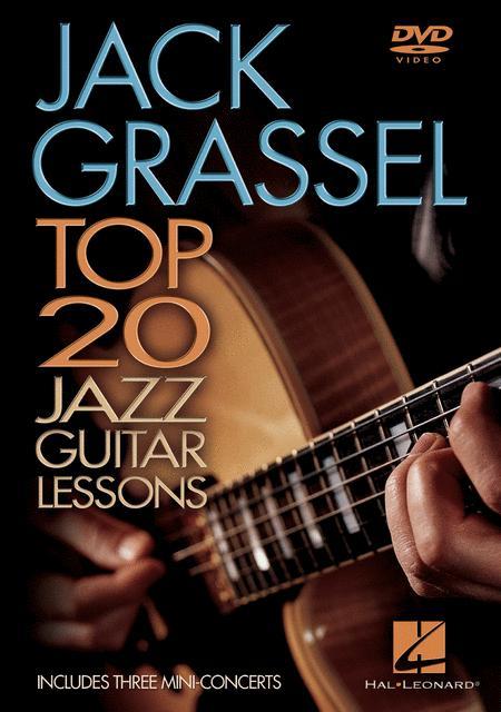 Jack Grassel - Top 20 Jazz Guitar Lessons