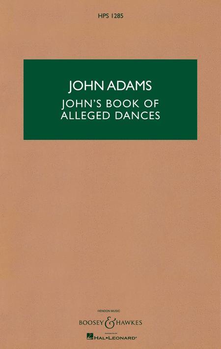 John's Book of Alleged Dances