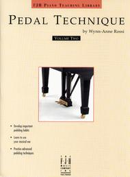 Pedal Technique, Volume Two