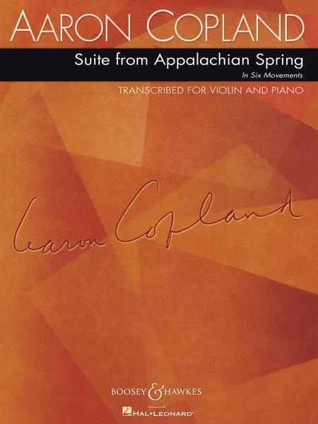 Suite from Appalachian Spring