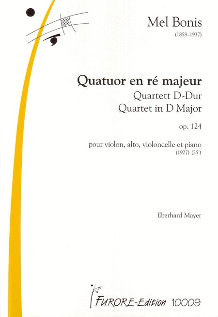 Piano Quartet in D Major op. 127