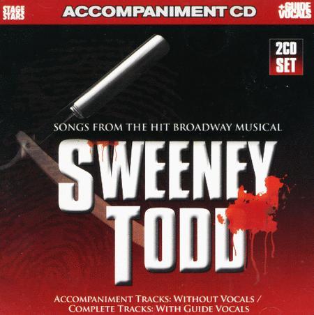 Sweeney Todd (Karaoke CD)