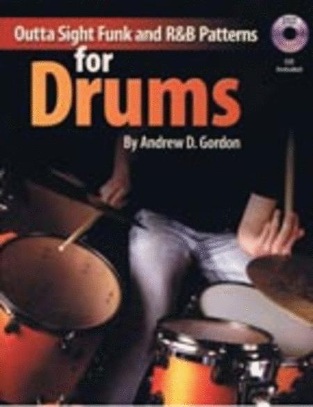 Outta Sight Funk and R&B Patterns for Drums