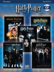Harry Potter, Instrumental Solos (Movies 1-5) - Trumpet