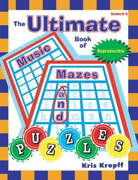 The Ultimate Book of Music Mazes and Puzzles