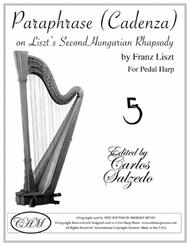 Paraphrase on Liszt's Second Hungarian Rhapsody