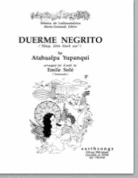Duerme Negrito