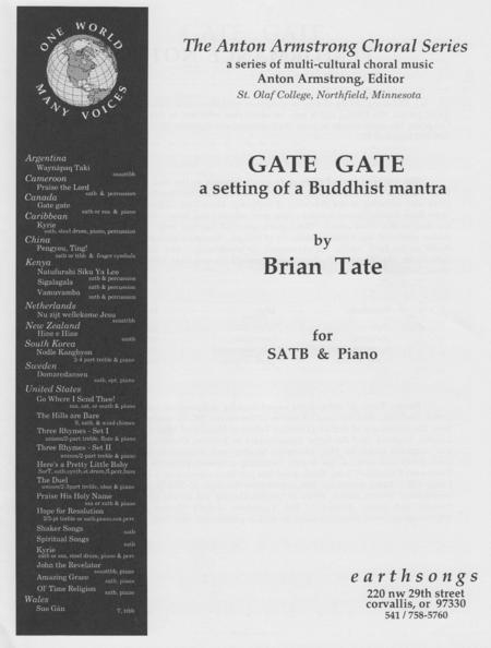 Gate, Gate