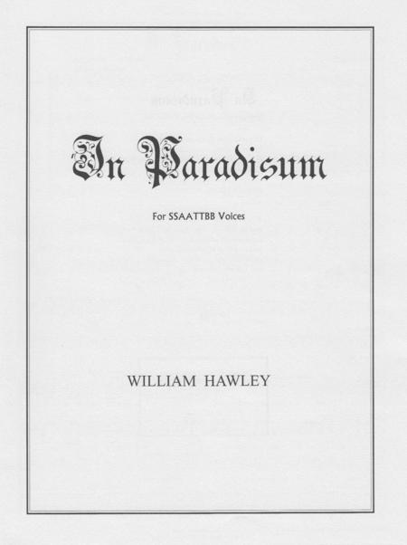 In Paradisium