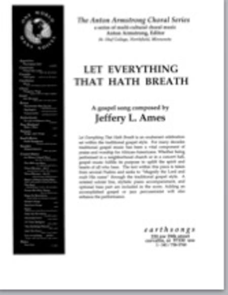 Let Everything That Hath Breath
