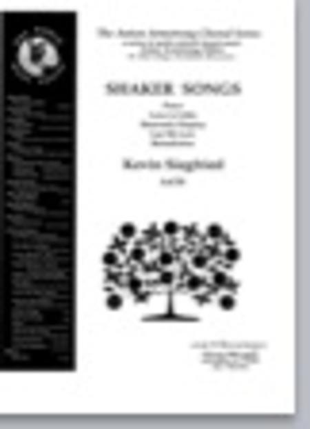 Shaker Songs