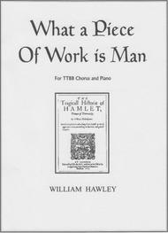 hamlet what a piece of work is man