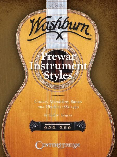 History of Washburn Guitar
