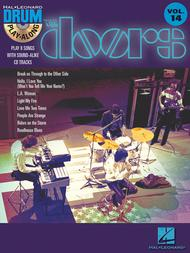 The Doors  Drum Play-Along Volume 14