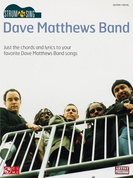 Strum & Sing Dave Matthews Band