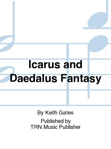 Icarus and Daedalus Fantasy