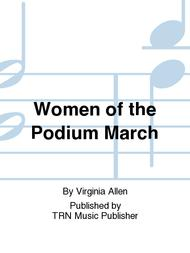 Women of the Podium March
