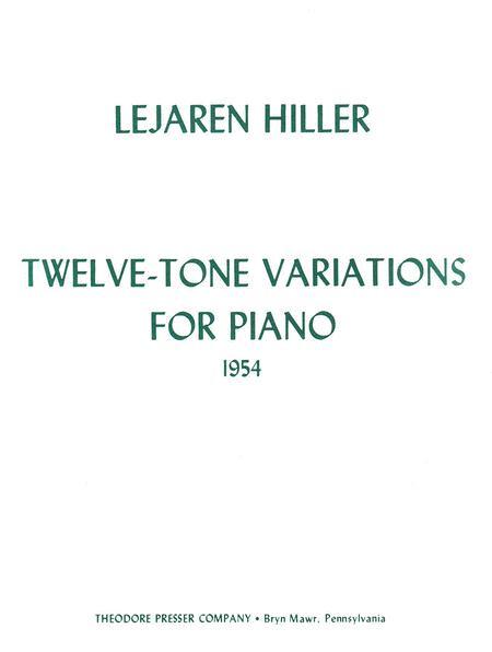 Twelve-Tone Variations