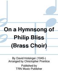 On a Hymnsong of Philip Bliss (Brass Choir)