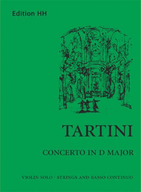 Concerto in D major (D.42)