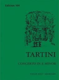 Concerto in E minor (D.55)