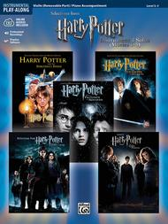 Harry Potter, Instrumental Solos for Strings (Movies 1-5)