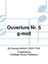 Ouverture Nr. 5 g-moll