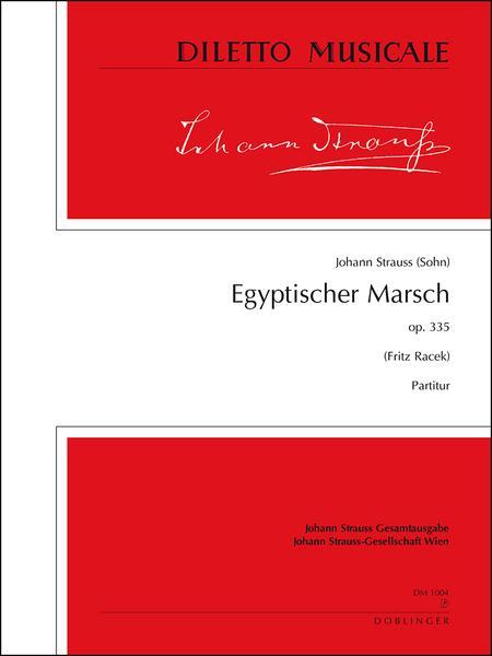 Egyptischer Marsch op. 335