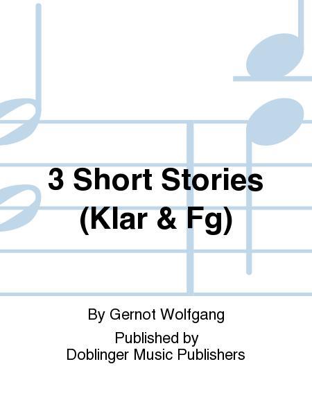 3 Short Stories (Klar & Fg)