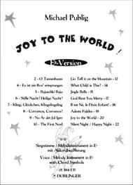 Joy to the World! Book & CD