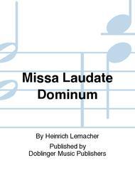 Missa Laudate Dominum