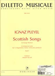 Scottish Songs Band 1