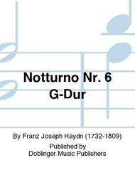 Notturno Nr. 6 G-Dur