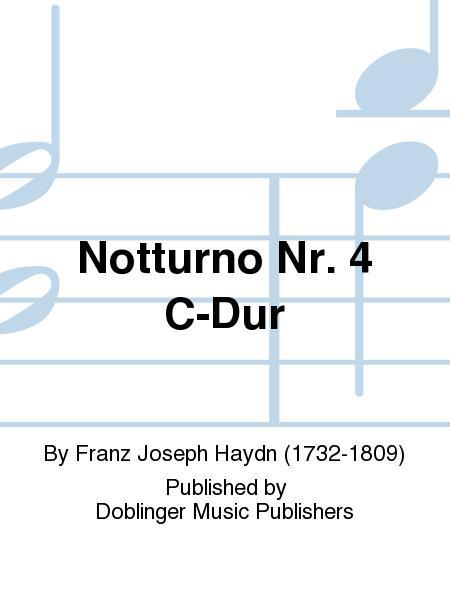 Notturno Nr. 4 C-Dur