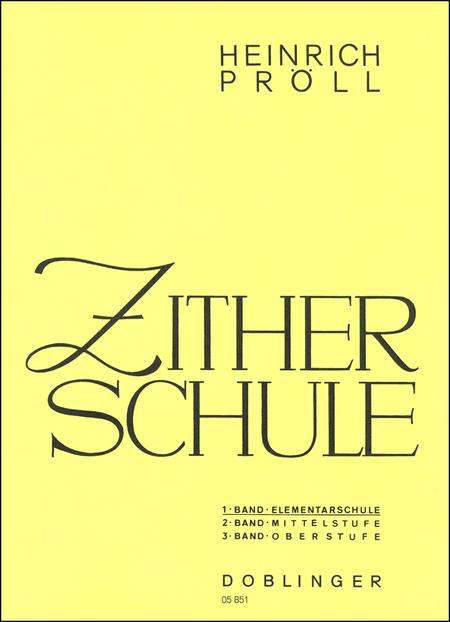 Zitherschule 1
