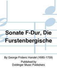 Sonate F-Dur, Die Furstenbergische