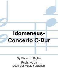 Idomeneus-Concerto C-Dur