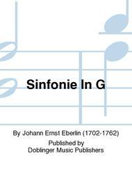 Sinfonie In G