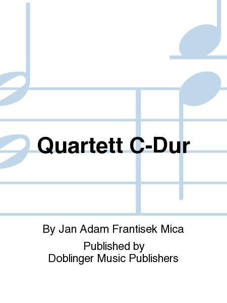 Quartett C-Dur