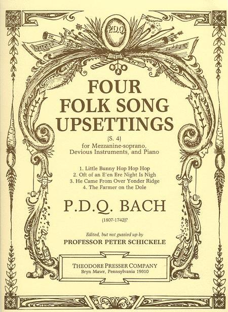 Four Folk Song Upsettings