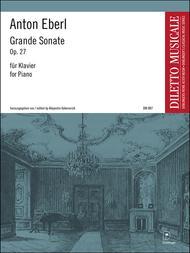Grande Sonate g-moll op. 27