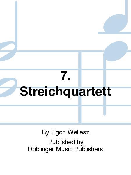 7. Streichquartett