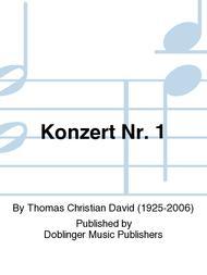 Konzert Nr. 1
