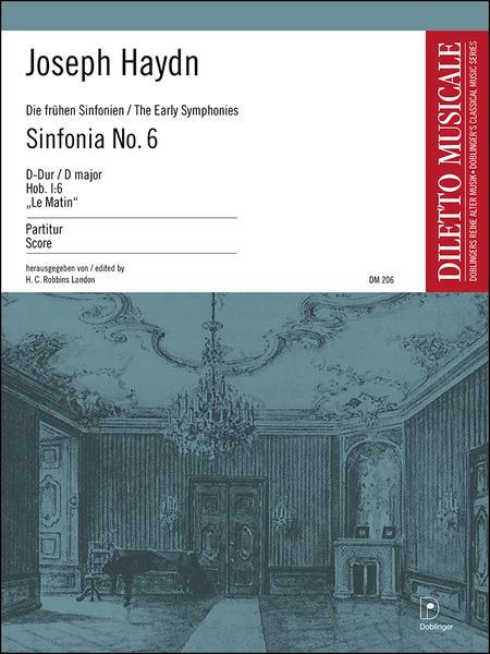 Sinfonia Nr. 6 D-Dur (Le Matin)