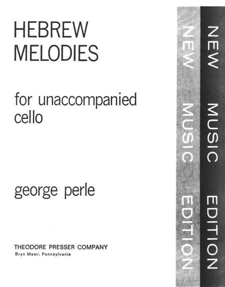Hebrew Melodies